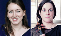Newry Chamber Music presents Geraldine O'Doherty (harp) and Joanne Quigley (violin) Sunday June 22nd 2014