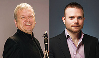 Newry Chamber Music presents Michael Collins (clarinet) and David Quigley (piano), Thursday February 20th 2014